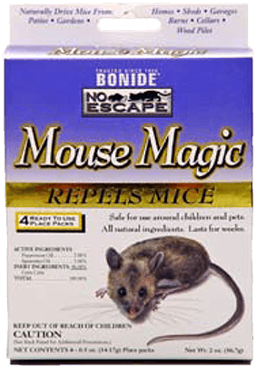 Mouse Magic package