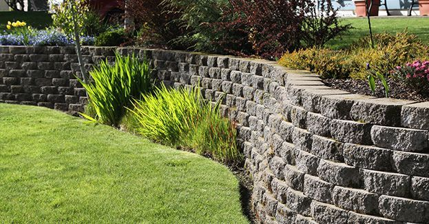 Landscaping Bricks And Stone
